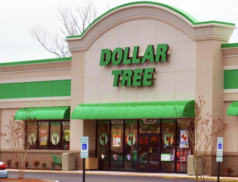 Dollar Tree Puzzle