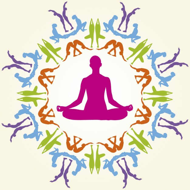 Yoga Word Search